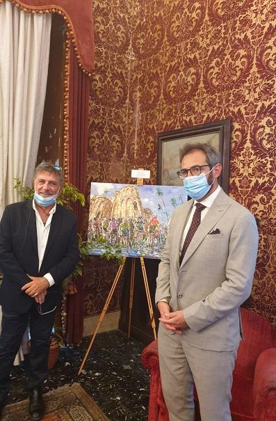 Con-il-sindaco-di-Monreale-Alberto-Arcidiacono-sala-rossa-palazzo-di-città