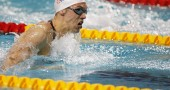 France's Hugues Duboscq competes in the