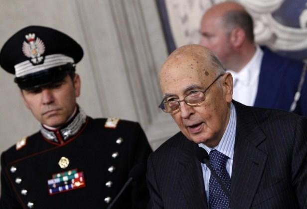 Chi sono i saggi dei gruppi ristretti di Napolitano