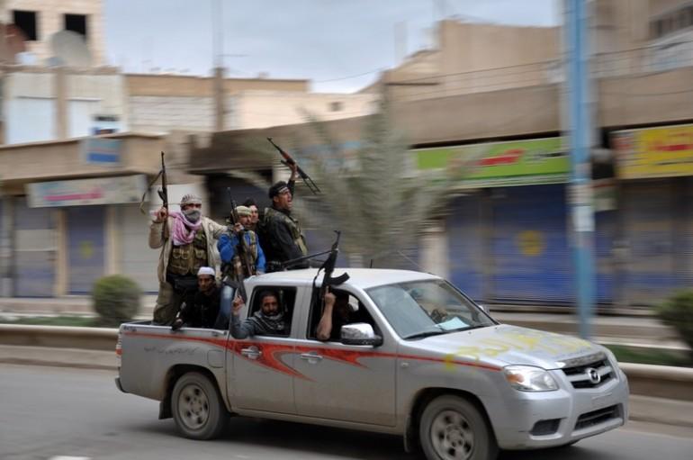Il lato oscuro della lotta dei ribelli siriani