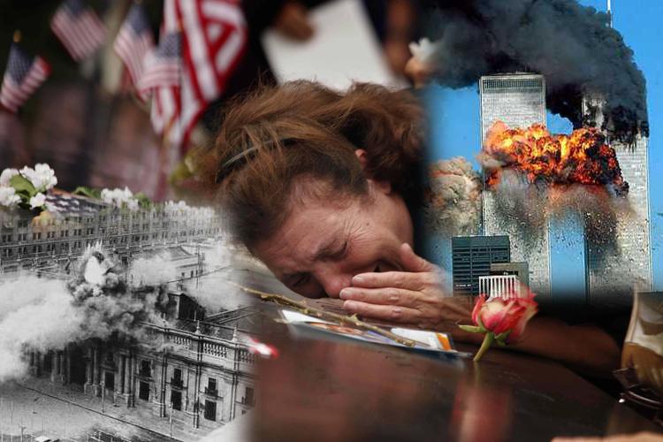 (UPI) 11 SETTEMBRE: L'AMERICA RICORDA LA STRAGE CHE HA CAMBIATO IL MONDO