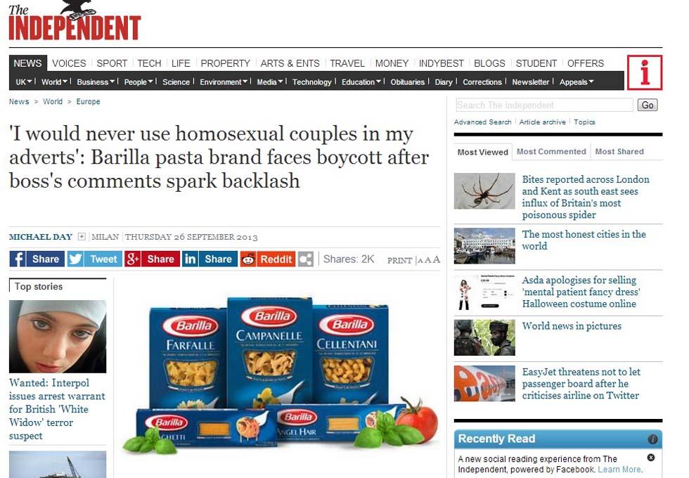 barilla pubblicita gay 6