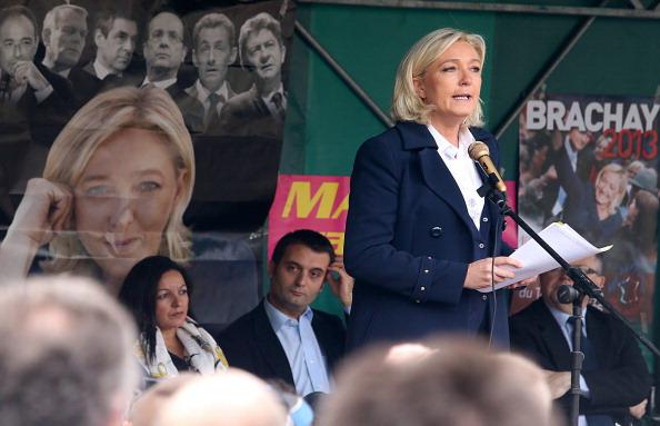 FRANCE-POLITICS-PARTIES-FN