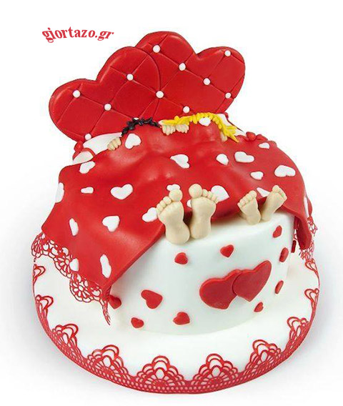 Read more about the article ΤΟΥΡΤΕΣ ΓΙΑ ΕΡΩΤΕΥΜΕΝΟΥΣ CAKES FOR LOVERS