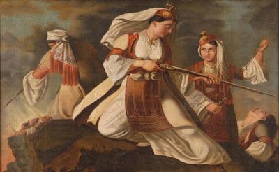 Οι γυναίκες της Επανάστασης του 1821