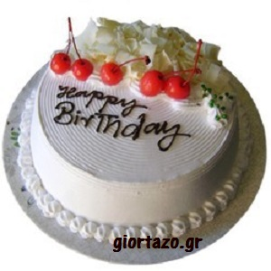 Read more about the article happy birthday-  Τούρτες γενεθλίων,