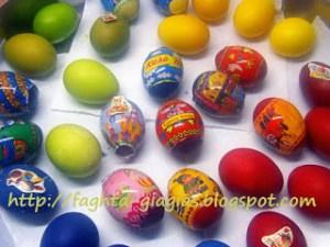 Read more about the article Πασχαλινά αυγά με φυσικές, οικολογικές βαφές