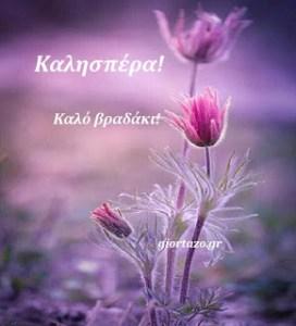 Καλησπέρα!Καλό βραδάκι….giortazo.gr
