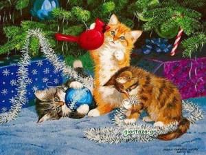 Χριστουγεννιάτικες κάρτες…….giortazo.gr