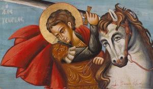 Πότε ειναι φέτος η γιορτή του Αγίου Γεωργίου; Πότε γιορτάζουν οι Γιώργηδες και οι Γεωργίες;