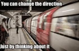 Εντυπωσιακό παιχνίδι του μυαλού! Μπορείς να αλλάξεις την κατεύθυνση του τρένου μόνο με τη σκέψη σου…