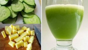 7 Μέρες – 7 Ποτήρια : Μια Ισχυρή Μέθοδος Που Καίει Το Κοιλιακό Λίπος!