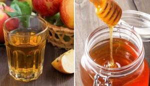 Μηλόξυδο και μέλι προκαλούν «σεισμό» στον οργανισμό μας