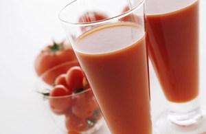 Χυμός ντομάτας για απώλεια βάρους