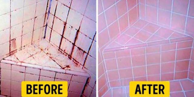 Τα Top 20 Μυστικά για το Καθάρισμα του Μπάνιου!