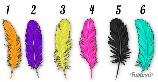 Διάλεξε ένα φτερό και δες ποια είναι τα κρυφά γνωρίσματα της προσωπικότητάς σου!