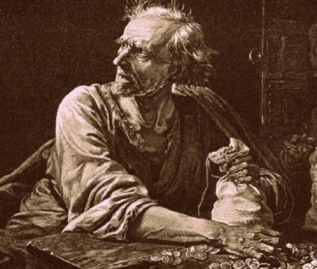 Είχε τεράστια περιουσία, αλλά έτρωγε χαλασμένο κρέας και ψόφια πουλιά