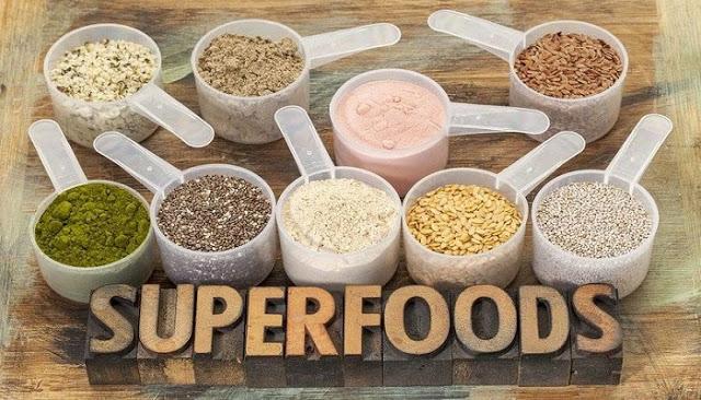 Τροφές με υπερδυνάμεις, για την εξέλιξη σώματος και ανοσοποιητικού..