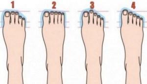 Read more about the article Τι αποκαλύπτει το σχήμα των ποδιών σας για τον χαρακτήρα σας