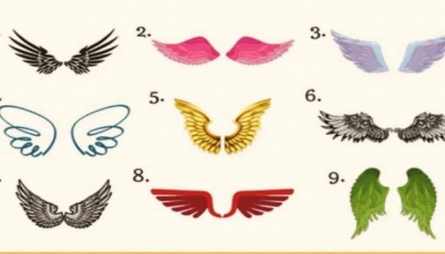 Διάλεξε ένα από τα 9 ζευγάρια φτερών και δες πού έχεις την προστασία των αγγέλων!