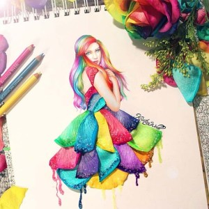Read more about the article 19χρονη καλλιτέχνις χρησιμοποιεί λουλούδια και τρόφιμα για να ολοκληρώσει τις ζωγραφιές της