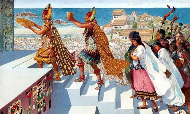 Αμάρανθος, η χρυσαφένια «ιερή τροφή» των Ίνκας και των Αζτέκων