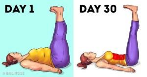 Ο Κανόνας των 4 Βημάτων: Εξαφανίστε το Λίπος στην Κοιλιά Κάνοντας 4 Πράγματα για 30 Ημέρες.