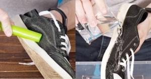 10 δοκιμασμένα κόλπα για να κάνετε τα ρούχα και τα παπούτσια σας σαν καινούργια και να γλιτώσετε χρήματα
