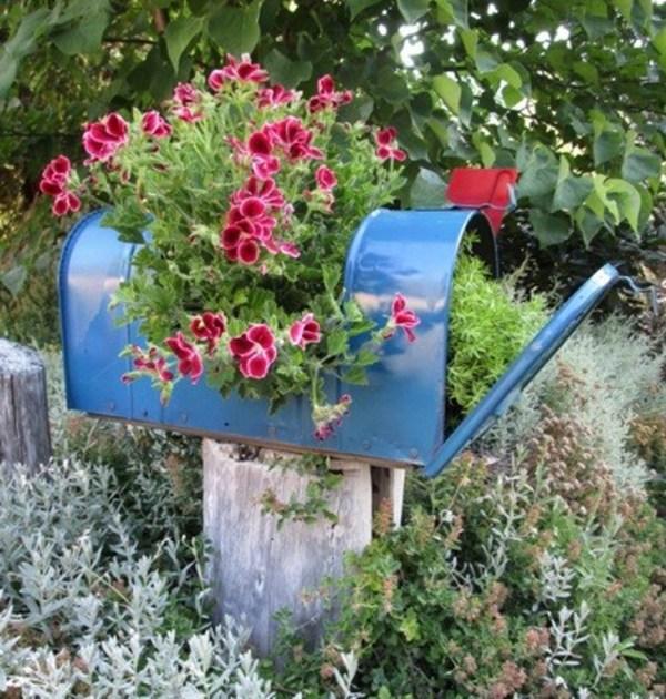 Γλάστρα για τα λουλούδια σας