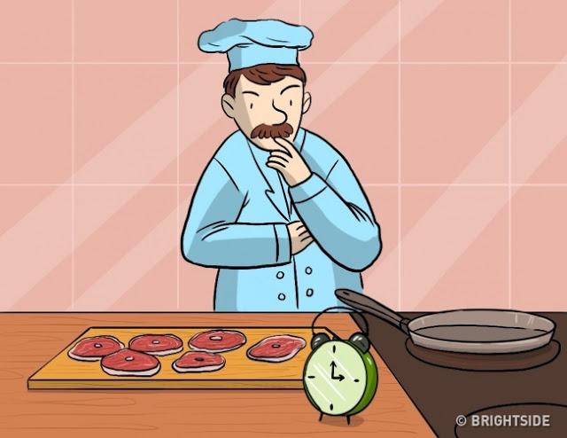 Πρόκληση για έναν σεφ