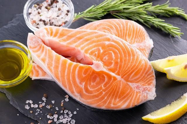 Τροφές με Ω-3 λιπαρά οξέα