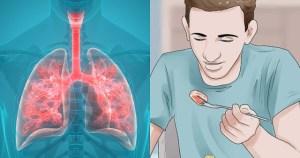 7 τροφές που «καθαρίζουν» τους πνεύμονες και βοηθούν στη διατήρηση της υγείας τους με φυσικό τρόπο