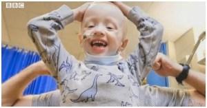 4χρονο αγόρι που δίνει μάχη με τον καρκίνο νίκησε τον κορωνοϊό!