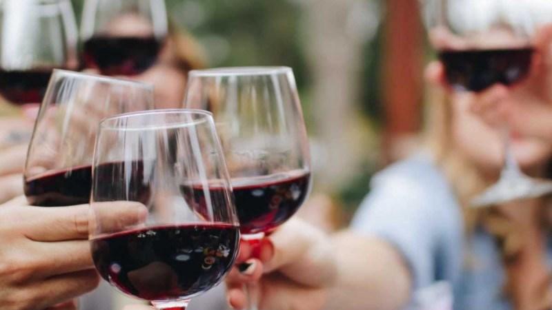 δίαιτα κρασί