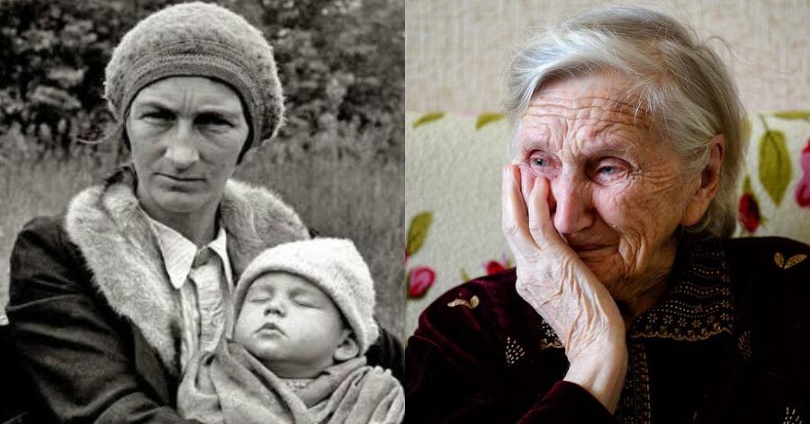 Η απέραντη αγάπη της μάνας.Ο γιος ντρεπόταν για εκείνη
