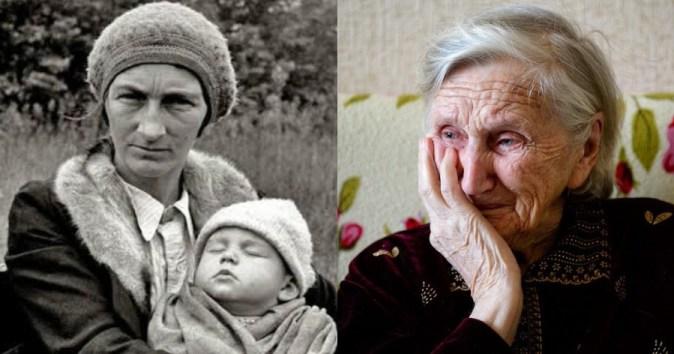 Η απέραντη αγάπη της μάνας