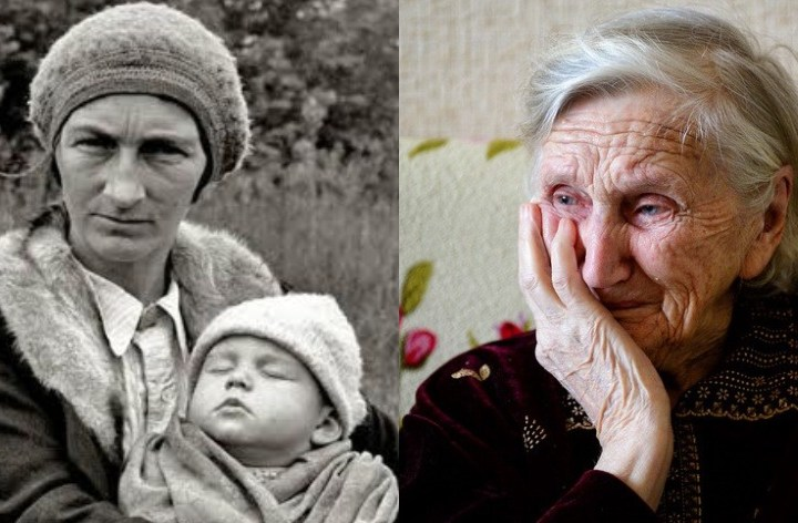 η αγάπη της μάνας για τον γιό