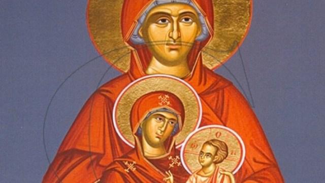 Γιατί η Αγία Άννα γιορτάζει 3 φορές το χρόνο