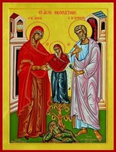Αγία Άννα γιορτάζει 3 φορές