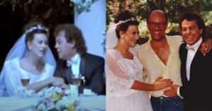 """Όταν η Ελευθερία Αρβανιτάκη """"παντρεύτηκε"""" τον Γιάννη Πάριο"""