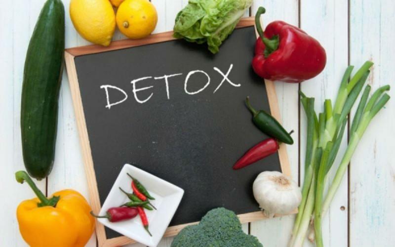Η αποτοξινωτική δίαιτα