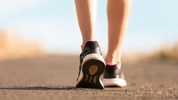 Πώς να χάσετε 9 κιλά μόνο με περπάτημα
