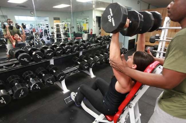 Κάντε γυμναστική ενδυνάμωσης