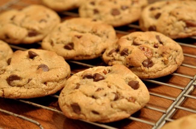 Διατηρήστε τα cookies τραγανά