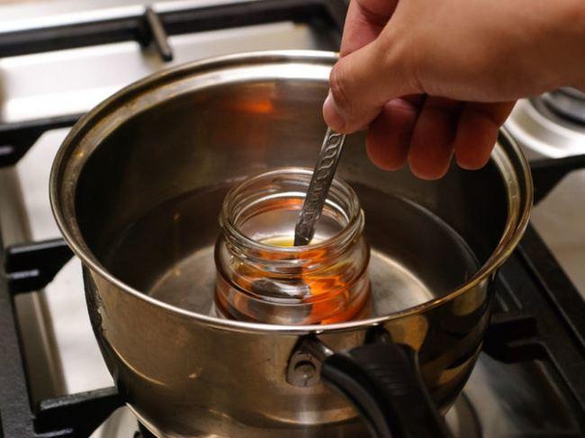 Επαναφέρετε το ζαχαρωμένο μέλι