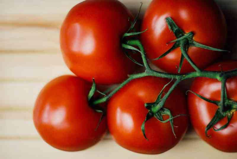 Τοματοχυμός – Τομάτες
