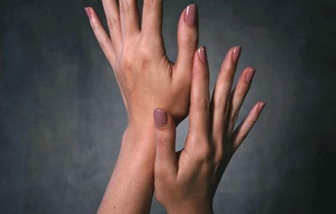Τα χέρια μας αποκαλύπτουν το χαρακτήρα μας