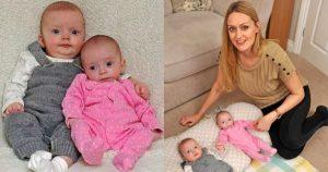 39χρονη έμεινε έγκυος 2 φορές μέσα σε 20 μέρες και η ξεχωριστή της περίπτωση άφησε έκπληκτους τους γιατρούς