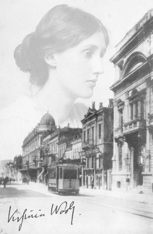 Η Virginia Woolf στην Ακρόπολη και τον Κεραμεικό