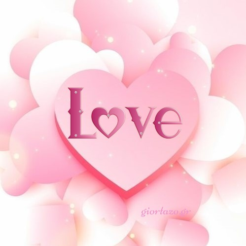 Love Pictures With Hearts And Flowers
